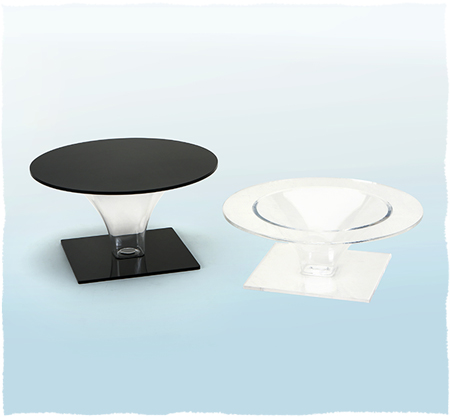 pedestals excellent attractive table acrylic accent home plan regarding most pedestal stand the